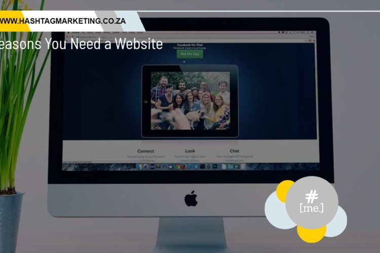 5 Reasons You Need a Website